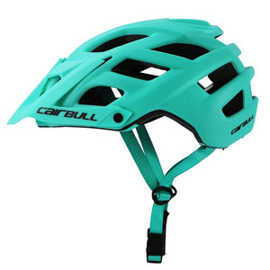 2018New TRAIL XC Bicycle Helmet All-terrai MTB Cycling Bike Sports Safety Helmet OFF-ROAD Super Mountain Bike Cycling Helmet BMX