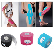 Load image into Gallery viewer, 2 Sizes Kinesiology Sport Recovery Tape Muscle Protector