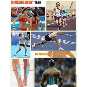 2 Sizes Kinesiology Sport Recovery Tape Muscle Protector