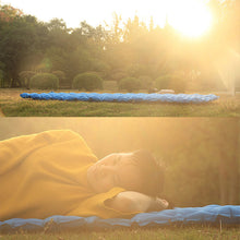 Load image into Gallery viewer, Air Mattress Inflatable Bed for Tent Portable Ultralight Sleeping Pad Air Bed Moistureproof Pad Waterproof Outdoor Camping Mat