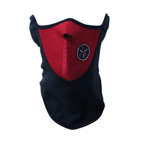Half Face Mask Cover Face Hood Protection for Cycling, Ski Sports