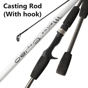 Carbon Spin Fishing Rod