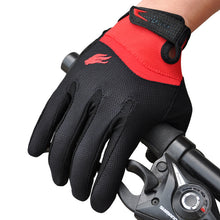 Load image into Gallery viewer, FIRELION Outdoor Full finger Gel Touch Screen Cycling Gloves Off Road Dirt Mountain Bike Bicycle MTB DH Downhill Motocross Glove. From 1stopoutdoors Store USA