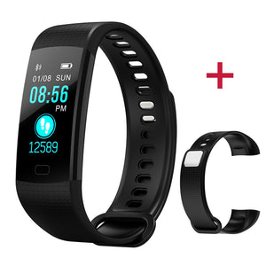 IP67 Waterproof Smart Watch Fitness Bracelet Heart Rate Monitor Blood Pressure Band Pedometer Bluetooth for IOS Android Phone