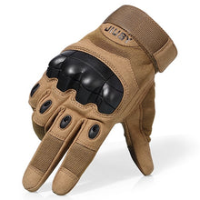 Load image into Gallery viewer, Outdoor Touch Screen Military Tactical Gloves Army Hard Knuckle Sport Hiking Hunting Airsoft Cycling Shooting Full Finger Glove. Balaclava Full Face Mask. From 1stopoutdoors Store USA