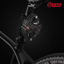 Load image into Gallery viewer, PAW 2018 New Foldable Bike Lock With 2 Keys Strong Security Anti-theft Bicycle Lock Alloy Mount Bracket Mountain Road Bike Lock