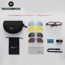 Load image into Gallery viewer, Polarized Sports Unisex Sunglasses
