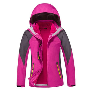 2019 Women Outdoor Hiking Jacket Female Waterproof Windproof Coat Sports Camping Trekking Climbing Jackets Y50. From 1stopoutdoors Store USA