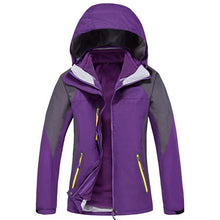 Load image into Gallery viewer, 2019 Women Outdoor Hiking Jacket Female Waterproof Windproof Coat Sports Camping Trekking Climbing Jackets Y50. From 1stopoutdoors Store USA