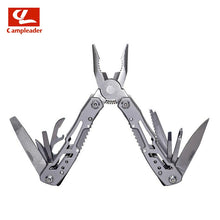 Load image into Gallery viewer, Ultralight 24 in1 Multitool Pocket Folding Plier Camping Survival Knife Pliers Conbination Outdoor Screwdriver Kit