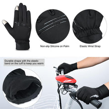 Load image into Gallery viewer, Vbiger Outdoor Running Hiking Gloves Tounch Screen Wear-resistant Anti-skid Gloves Cycling Sports Gloves Mittens for Men Women