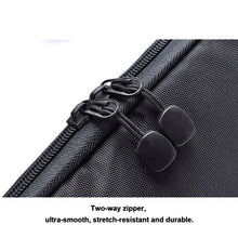 Load image into Gallery viewer, Waterproof Outdoor Travel Kit Nylon Cable Holder Bag Electronic Accessories USB Drive Storage Case Camping Hiking Organizer Bag
