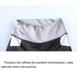 Women Sexy Yoga Pants Dry Fit Sport Pants Elastic Fitness Gym Pants Workout Running Tight Sport Leggings Female Trousers 2Colors