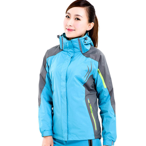 Women Waterproof Jacket Outdoor Keep Warm Windproof Breathable Camping Trip Trekking Coat Fishing Climbing Hiking Jackets Y50. From 1stopoutdoors Store USA