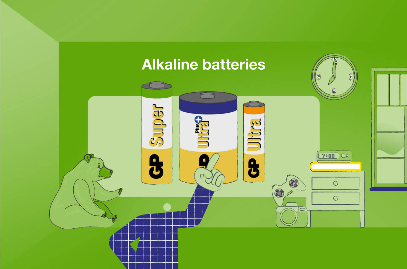 power up your battery knowledge - alkaline batteries