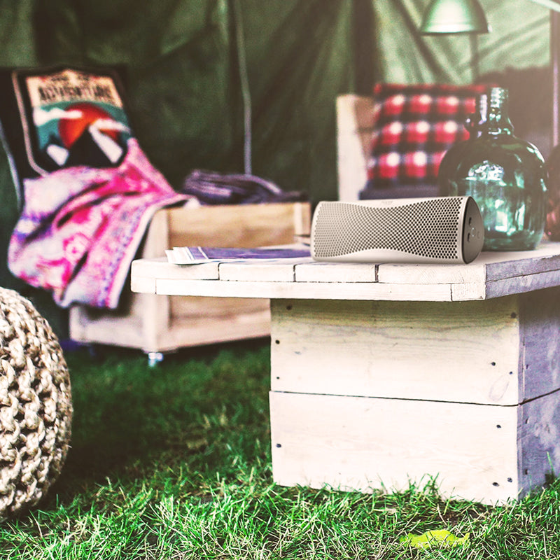 camping essentials to survive a power emergency - bluetooth speaker