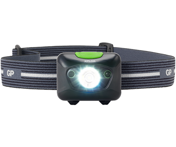 GP XPLOR Headlamp PH15 with Motion Sensor
