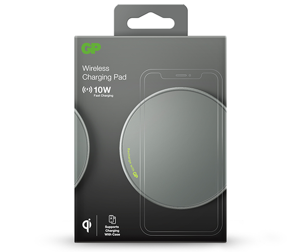 GP Q-Series Wireless Charging Pad QP0A 10W
