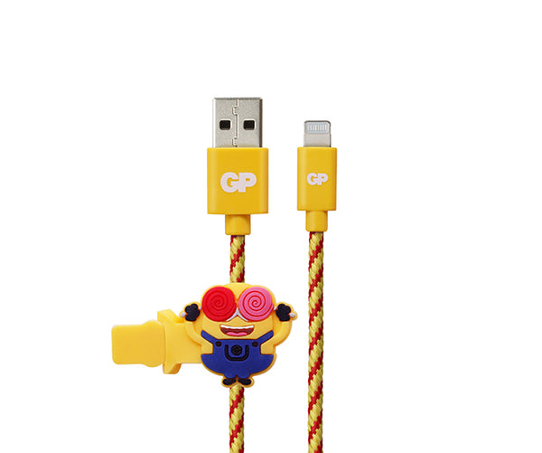 "GP ""BA-NA-NA"" 1M Lightning Cable"