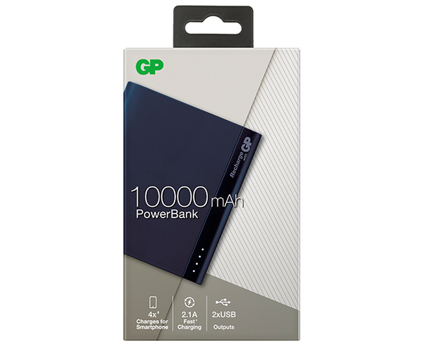 GP B-Series PowerBank B10A 10000mAh - Deep Blue