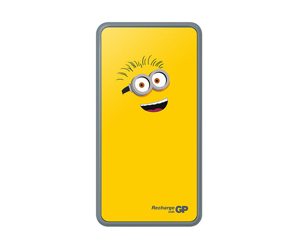 "Limited Edition GP ""BA-NA-NA"" 5000mAh PowerBank - Happy Yellow"