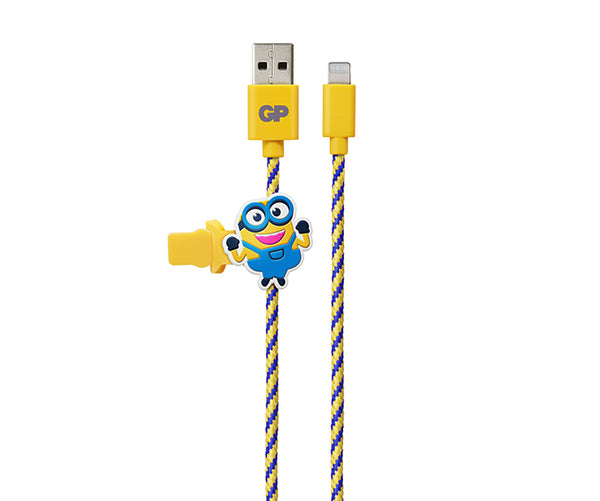 "Limited Edition GP ""BA-NA-NA"" 1M MFi Certified Lightning Cable"