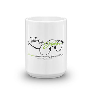 Talks with John Coffee Mug
