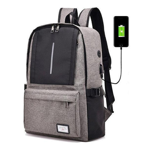 Multi-Functional Large Capacity Laptop Bag