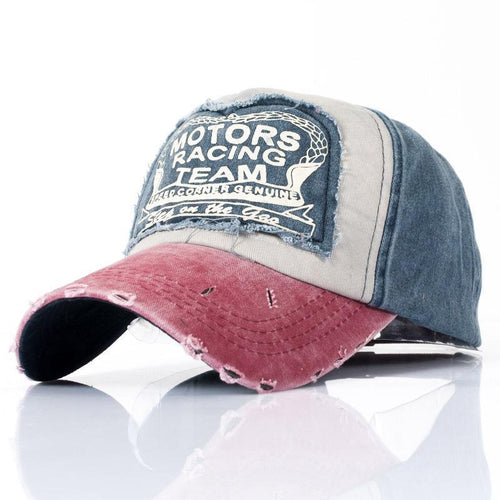 Cotton Baseball Hip Hop For Grinding Multicolor Cap Hat