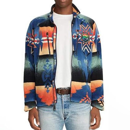 Retro Video Arcade Style Zip Jacket