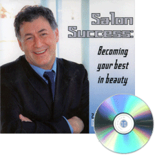 Salon Success - Becoming Your Best in Beauty-CD