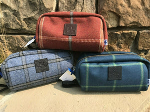Men's Large Wash Bag – Dopp Kit