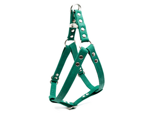 Emerald Cork Dog Harness