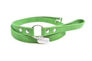 Green Cork Dog Leash