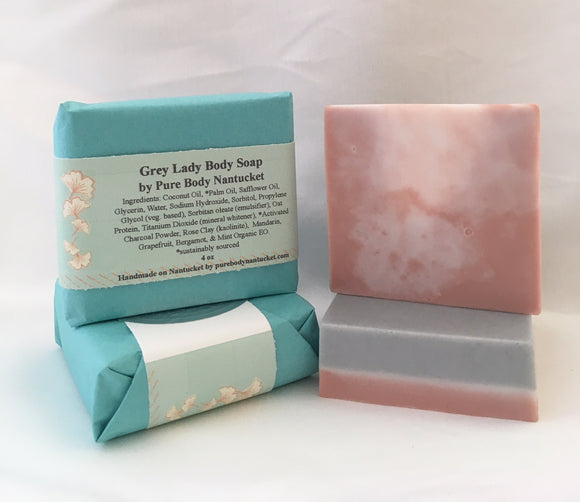Grey Lady Soap