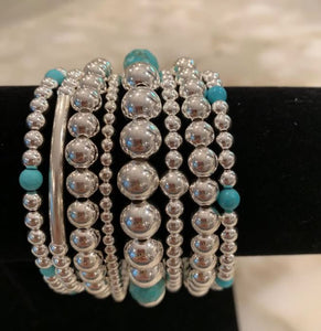 Julianna - Beaded Bracelets