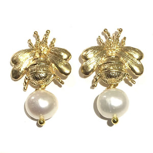 Lucky Bee Earrings