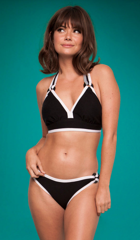 East Beach Bikini - Black