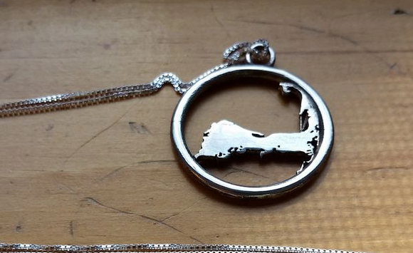 Cape Cod Destination Pendant