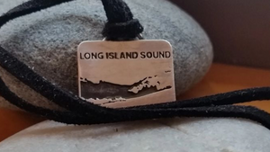 Long Island Sound Destination Pendant