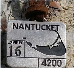 Nantucket Destination Pendant