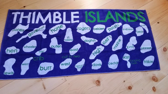 Thimble Islands Towel