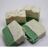 Soap Sampler - One each - Ivan , Chloe, Oatmeal