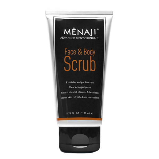 Men's Face & Body Exfoliating Scrub