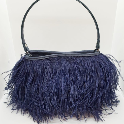 Yumi Feather Bag