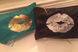 Large Leather Pouches