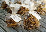 Nantucket Artisan Toffee, English Toffee, Butter Crunch Dark Chocolate Bark 4 oz