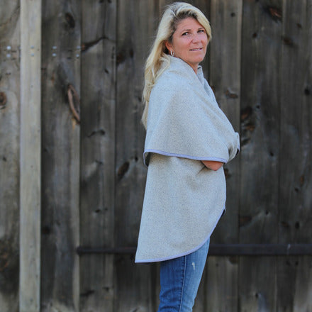 The REMY Cashmere Shawl