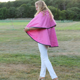 The REMY Summer Weight Shawl
