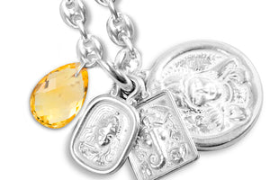 VentureMom Power Piece in Sterling Silver 925